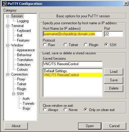 VPN-less Remote Control via VNC - UltraVNC VNC OFFICIAL SITE